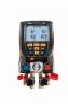 Testo 557 - zestaw, analizator systemów chłodniczych
