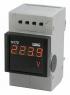 Miernik prądu napięcia przemiennego częstotliwości na szynę - N17Z