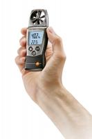Kieszonkowy anemometr Testo 410-2