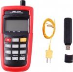 Termometr CHY 802W dwukanałowy