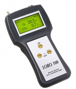 Miernik stężenia dwutlenku węgla i tlenu LOBO100