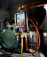 elektroniczna oprawa zaworowa Testo 550-1